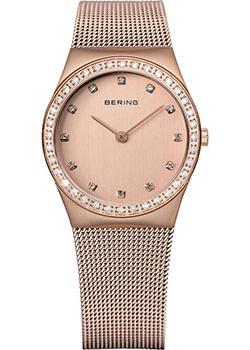 fashion наручные  женские часы Bering 12430-366. Коллекция Classic