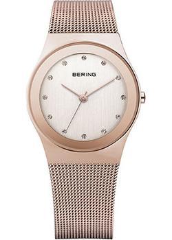fashion наручные  женские часы Bering 12927-366. Коллекция Classic.