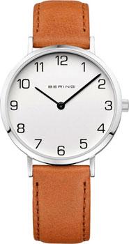 fashion наручные  женские часы Bering 13934-504. Коллекция Classic