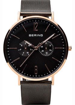 Fashion наручные мужские часы Bering 14240-163. Коллекция Classic фото