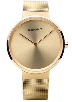 fashion наручные  мужские часы Bering 14539-333. Коллекция Classic.
