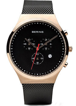 fashion наручные  мужские часы Bering 14740-166. Коллекция Classic.