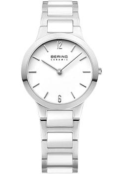 fashion наручные  женские часы Bering 30329-754. Коллекция Ceramic