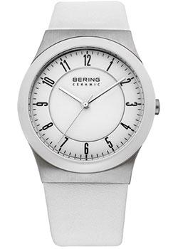 fashion наручные  женские часы Bering 32235-000. Коллекция Ceramic