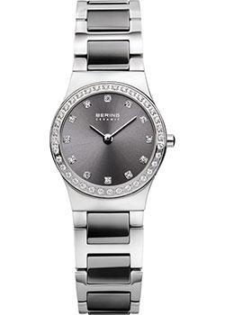 fashion наручные  женские часы Bering 32426-703. Коллекция Ceramic