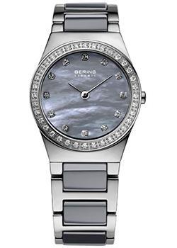 fashion наручные  женские часы Bering 32426-789. Коллекция Ceramic