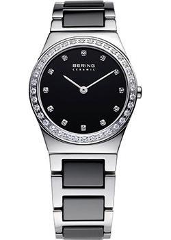 fashion наручные  женские часы Bering 32430-742. Коллекция Ceramic