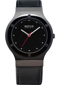 fashion наручные  женские часы Bering 32538-447. Коллекция Ceramic