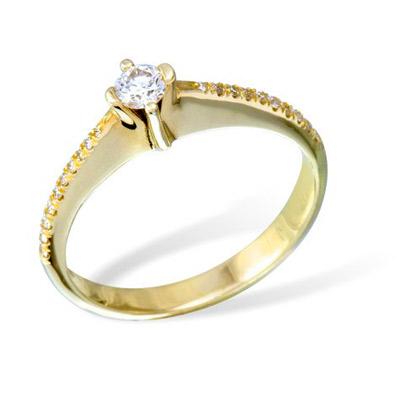 Золотое кольцо  K0862YG