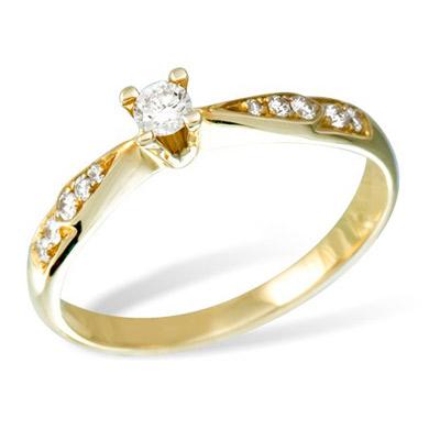 Золотое кольцо  K0867YG