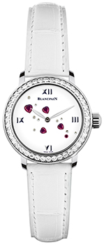 Швейцарские наручные  женские часы Blancpain 2102-4627-55