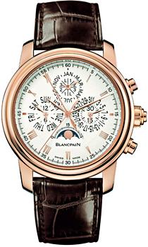 Blancpain Швейцарские наручные  мужские часы Blancpain 4286P-3642A-55B