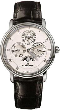 Blancpain Швейцарские наручные  мужские часы Blancpain 6057-3442-55B