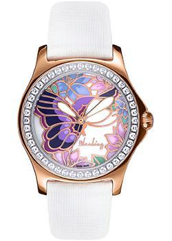 Швейцарские наручные  женские часы Blauling WB2110-05S. Коллекция Papillon I