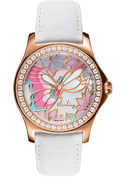 Швейцарские наручные  женские часы Blauling WB2110-06S. Коллекция Papillon I