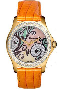 Швейцарские наручные  женские часы Blauling WB2111-02S. Коллекция Floral Dance