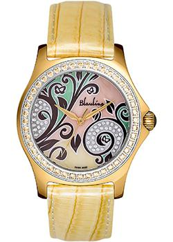 Швейцарские наручные  женские часы Blauling WB2111-03S. Коллекция Floral Dance