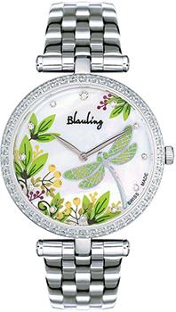 Швейцарские наручные  женские часы Blauling WB2118-05S. Коллекция Libellule от Bestwatch.ru
