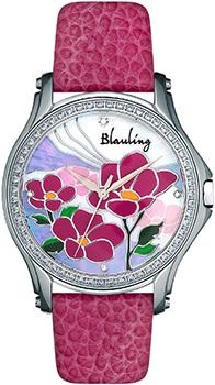 Купить Часы женские Швейцарские наручные  женские часы Blauling WB2120-01S. Коллекция Flora  Швейцарские наручные  женские часы Blauling WB2120-01S. Коллекция Flora