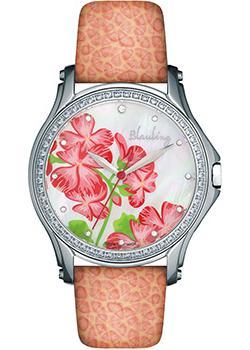 Швейцарские наручные  женские часы Blauling WB2120-02S. Коллекция Flora
