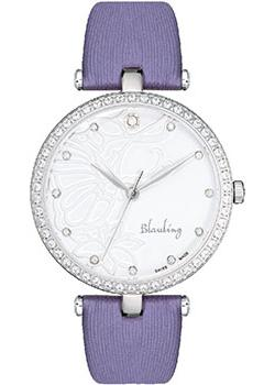 Швейцарские наручные  женские часы Blauling WB2603-01S. Коллекция Papillon Neige