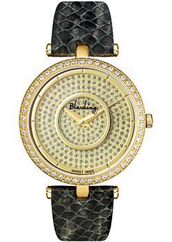 Швейцарские наручные  женские часы Blauling WB2613-02S. Коллекция Galaxy
