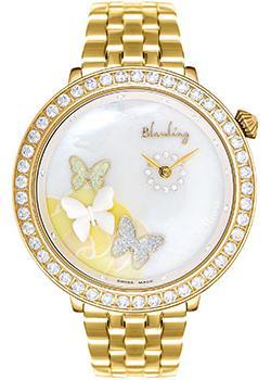 Швейцарские наручные  женские часы Blauling WB3112-04S. Коллекция Hide-and-Seek