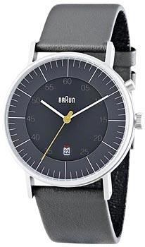 Наручные  мужские часы Braun BN0013GYGYG. Коллекция Mens от Bestwatch.ru