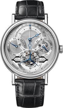Breguet Швейцарские наручные  мужские часы Breguet 3797PT-1E-9WU