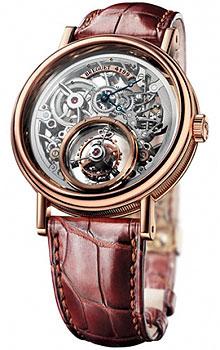 Breguet Швейцарские наручные  мужские часы Breguet 5335BR-42-9W6