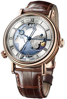 Breguet Швейцарские наручные  мужские часы Breguet 5717BR-EU-9ZU