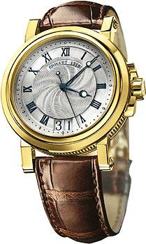 Швейцарские наручные  мужские часы Breguet 5817BA-12-9V8 Швейцарские наручные  мужские часы Breguet 5817BA-12-9V8