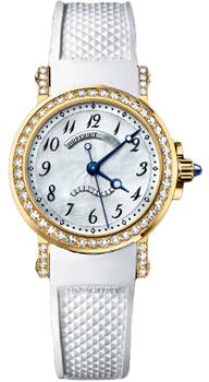 Швейцарские наручные  женские часы Breguet 8818BA-59-564DD00