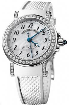 Швейцарские наручные  женские часы Breguet 8818BB-59-564DD00