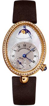 Купить Часы женские Швейцарские наручные  женские часы Breguet 8908BA-52-864D00D  Швейцарские наручные  женские часы Breguet 8908BA-52-864D00D