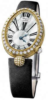 Швейцарские наручные  женские часы Breguet 8928BA-51-844DD0D Швейцарские наручные  женские часы Breguet 8928BA-51-844DD0D
