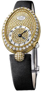 Швейцарские наручные  женские часы Breguet 8928BA-8D-844DD0D