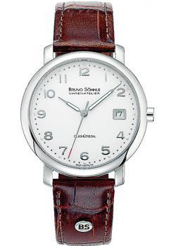 Наручные  мужские часы Bruno Sohnle 17-13016-223. Коллекция Momento