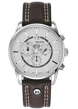 Наручные  мужские часы Bruno Sohnle 17-13054-241. Коллекция Atrium