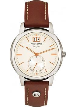 Наручные  женские часы Bruno Sohnle 17-13147-245. Коллекция Facetta