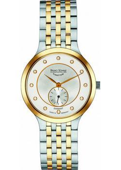 Наручные  женские часы Bruno Sohnle 17-23136-252MB. Коллекция Bravura