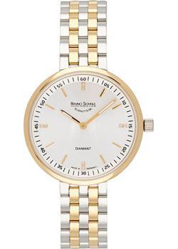 Наручные  женские часы Bruno Sohnle 17-23157-252MB. Коллекция Flamur