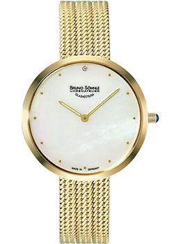 Наручные  женские часы Bruno Sohnle 17-23171-950. Коллекция Nofrit