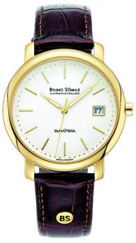 Наручные мужские часы Bruno Sohnle 17-33016-941. Коллекция Momento
