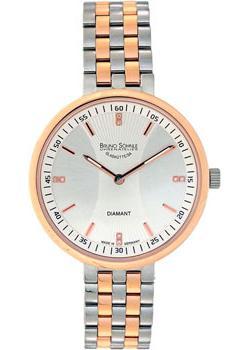 Наручные  женские часы Bruno Sohnle 17-63157-252MB. Коллекция Flamur