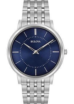 Японские наручные  мужские часы Bulova 96A188. Коллекция Classic