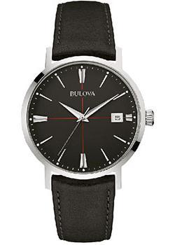 Японские наручные  мужские часы Bulova 96B243. Коллекция Classic