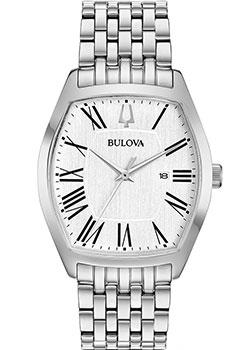 Японские наручные  женские часы Bulova 96M145. Коллекция Classic