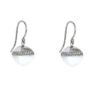 Серебряные серьги  C1146E9044