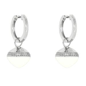 Серебряные серьги  C1147E9044